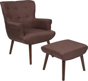 Flash Furniture QYB39COBRNGG