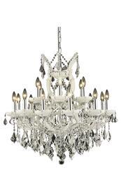 Elegant Lighting 2800D30WHSS