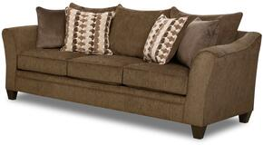 Simmons Upholstery 648503ALBANYCHESTNUT