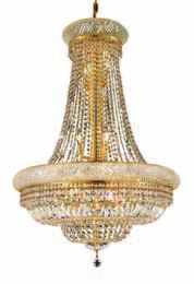 Elegant Lighting 1803D28GRC
