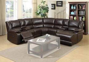 Myco Furniture 1090BRN