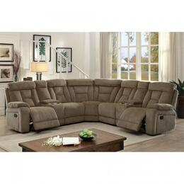 Furniture of America CM6773MCSECTIONAL