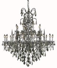 Elegant Lighting 9724G44PWGTRC