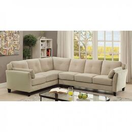 Furniture of America CM6368BGSECTIONAL