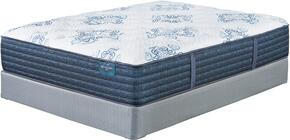 Mt. Dana Plush Collection M78831-M81X32 Queen Mattress Set with Mattress and Foundation