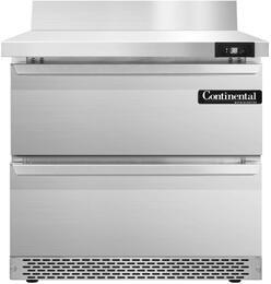 Continental Refrigerator SW32BSFBD