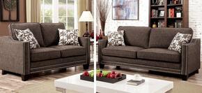 Furniture of America CM6157BRSL