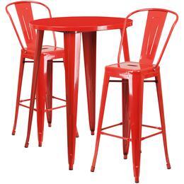 Flash Furniture CH51090BH230CAFEREDGG