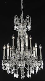 Elegant Lighting 9212D24PWSS