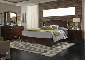 Liberty Furniture 505BRKPLDMN