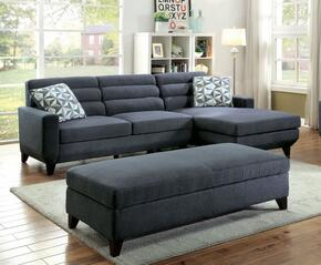 Furniture of America CM6790SECTIONAL
