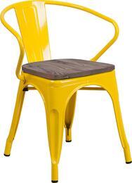 Flash Furniture CH31270YLWDGG