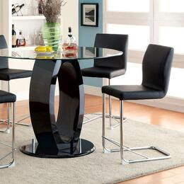 Furniture of America CM3825BKPC2PK