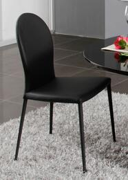 VIG Furniture VGGUHY167CHBLK