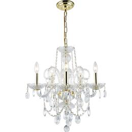 Elegant Lighting V7836D20CRC