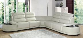 Cosmos Furniture ORCHIDSECTIONAL