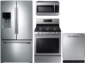 Samsung Appliance SAM4PC30GFSFDFISSKIT2