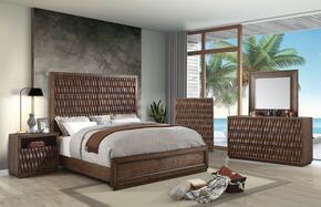Furniture of America CM7394QBEDDMSC