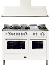 2-Piece True White Kitchen Package with UMT150SDMPB 60