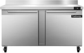 Continental Refrigerator SWF60BS