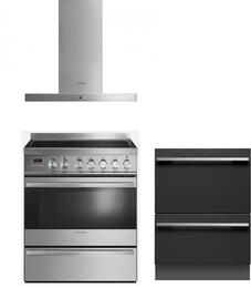 Fisher Paykel FP3PC30ESSWMFCKIT1