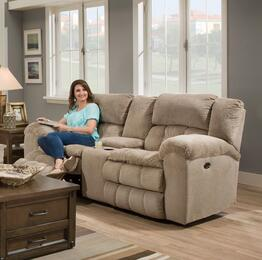 Simmons Upholstery 50580PBR63MADELINESANDSTONE