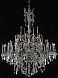 Elegant Lighting 9245G54PWSA