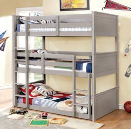 Furniture of America CMBK628GYTBED