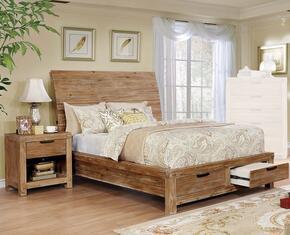 Furniture of America CM7361QBEDROOMSET