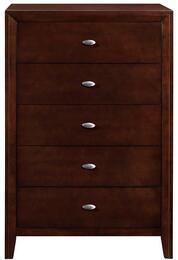 Global Furniture USA CAROLINAFD0035BCHM