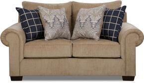 Simmons Upholstery 7592BR02GAVINMUSHROOM