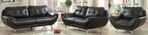 Furniture of America CM6414BKSFLVCH