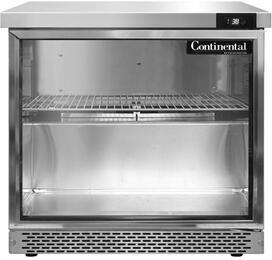 Continental Refrigerator SW32GDFB