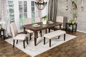 Furniture of America CM3440T78DTBN4SC