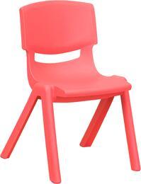 Flash Furniture YUYCX001REDGG