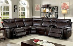 Furniture of America CM6989SECTIONAL