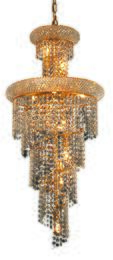 Elegant Lighting 1800SR16GRC