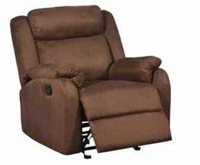 Global Furniture USA U8303MFCHOCOGR