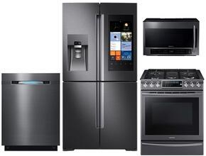 Samsung Appliance SAM4PCFSFD30GFIKIT25