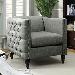 Furniture of America CM6780GYCHSET