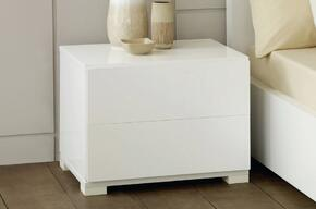 VIG Furniture VGKCROMANSWHT
