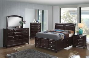 Glory Furniture G9800BKSBDMNC