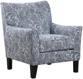 Simmons Upholstery 2162012ZULUINDIGO