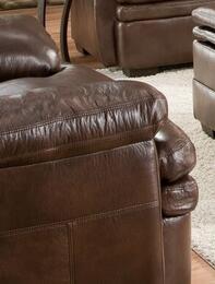 Simmons Upholstery 954501EDITORBROWN