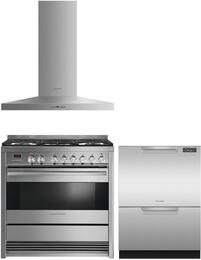 Fisher Paykel FP3PC36DFSSWMKIT2