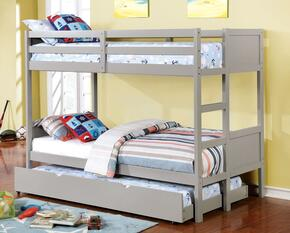 Furniture of America CMBK619FGYBED