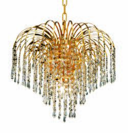 Elegant Lighting 6801D19GRC