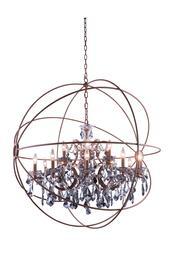 Elegant Lighting 1130G43RISSRC