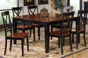 Progressive Furniture P809RECTDT6SC