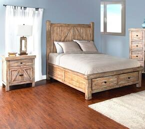 Sunny Designs 2307WBSKBBEDROOMSET